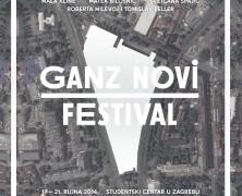 Dragi naši, danas kreće 4. po redu Ganz novi festival!